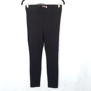CROSBY Black Skinny Pull-On Ankle Pants Size 6